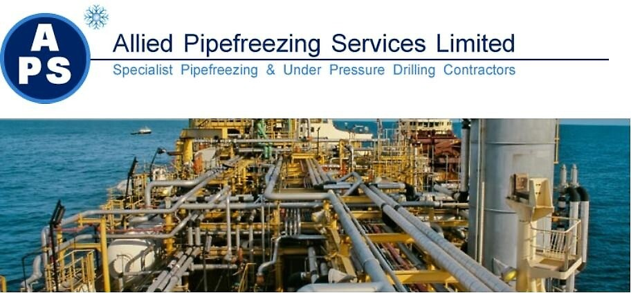 Hot tapping Pipeline Services UK by Allied Pipe Freezing by businessservice