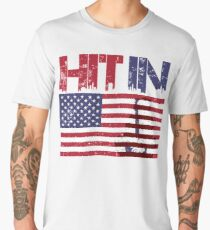HIT IN USA Men's Premium T-Shirt