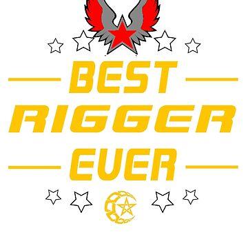 RIGGER - LATEST DESIGN by hudsonken