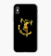 Dave Matthews Band On Fire iPhone Case