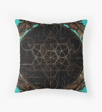 Embrace the Unknown Throw Pillow