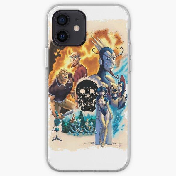 The Venture Bros.  iPhone Soft Case