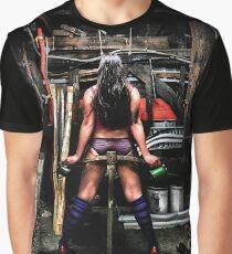 The Power of Femininity Graphic T-Shirt