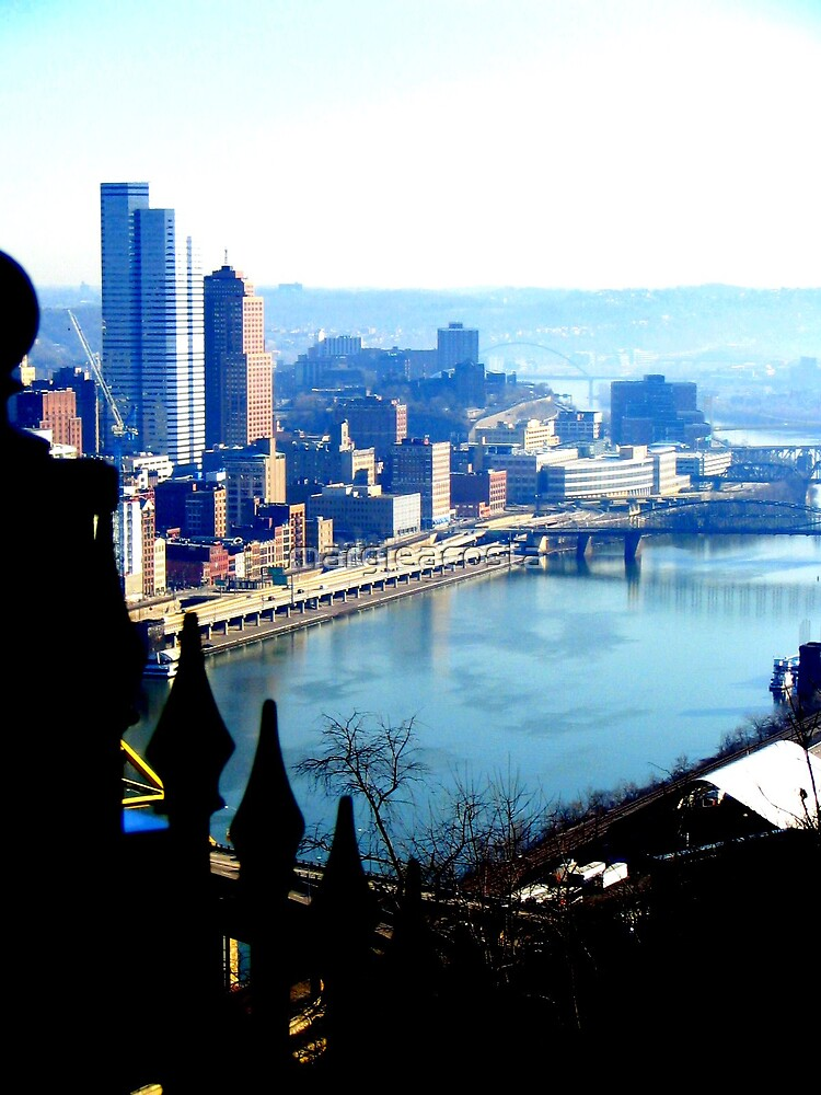 Pittsburgh by margieacosta