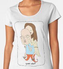Guess Who? Women's Premium T-Shirt