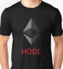 Ethereum HODL T-Shirt