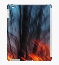 Out of the Blue Into the Fire #2 iPad Case/Skin