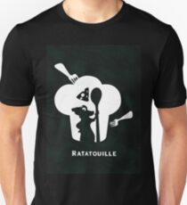 RATATOUILLE BLACK T-Shirt