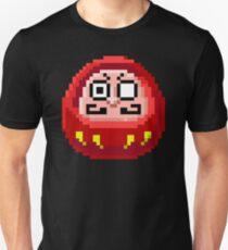8 Bit Daruma Unisex T-Shirt