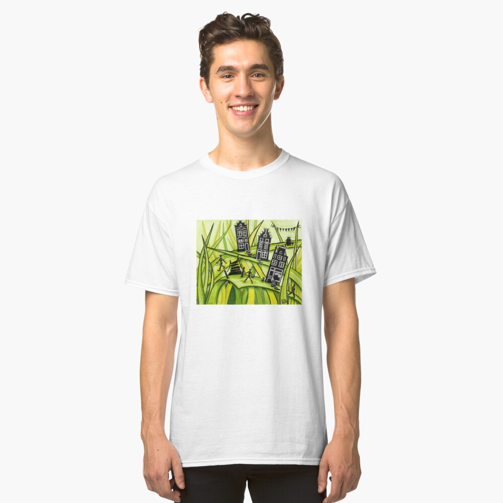 THE GREEN GRASS OF HOME #2 Classic T-Shirt Front