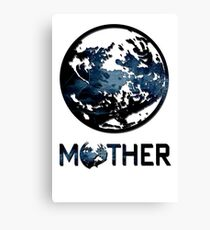 Earthbound Logo Canvas Print