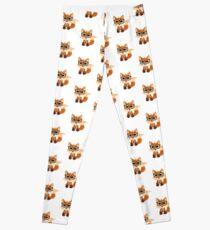 Fox Nerd Leggings