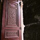 Islamic Wood Carving  by MacLeod