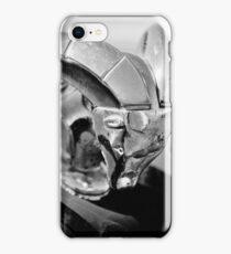 1952 Dodge Ram Hood Ornament -0654bw iPhone Case/Skin