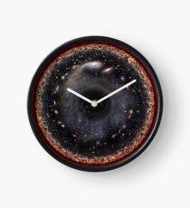 Reloj  Observable Universe Logarithmic Illustration