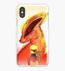 Kurama iPhone Case/Skin