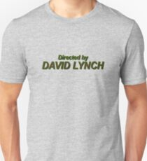 Direcetd by David Lynch T-Shirt