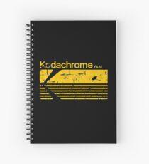 KODACHROME Spiral Notebook