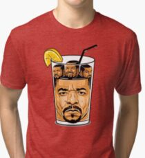 Ice T & Ice Cube Tri-blend T-Shirt