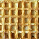 Waffle oil paint effect by funkyworm