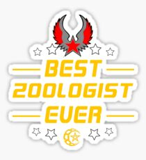 ZOOLOGIST - LATEST DESIGN Sticker