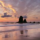 Sunrise Glasshouse Rocks by Brett Thompson