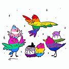Birdies Pride by Sunshunes