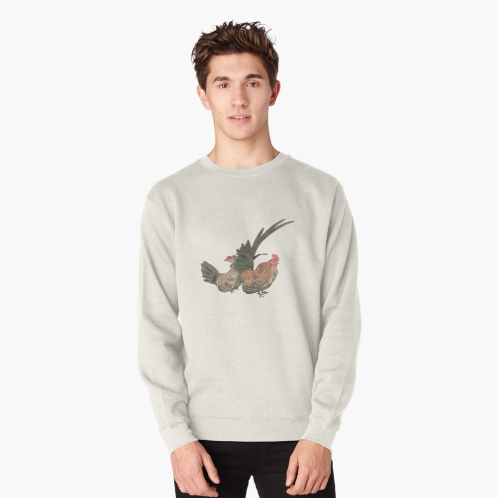 Messenger of the gods (chartreuse0 Pullover Sweatshirt