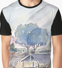 Farm shed in Magaliesburg Graphic T-Shirt