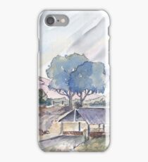 Farm shed in Magaliesburg iPhone Case/Skin