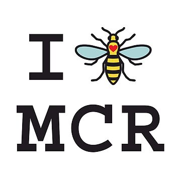 I love Manchester by Jamie-Evans