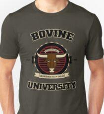 Bovine University Unisex T-Shirt