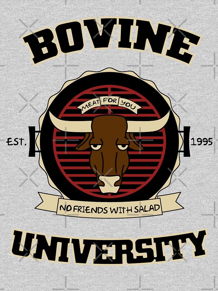 Bovine University by Lanfa