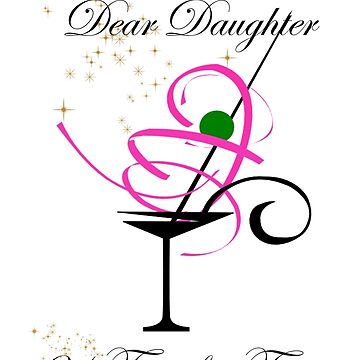 Daughter 21st Birthday Card by CatherineV