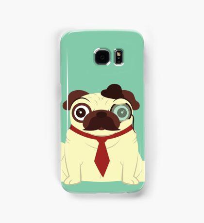 Pug in a Hat Samsung Galaxy Case/Skin