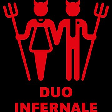 Duo Infernale by MrFaulbaum