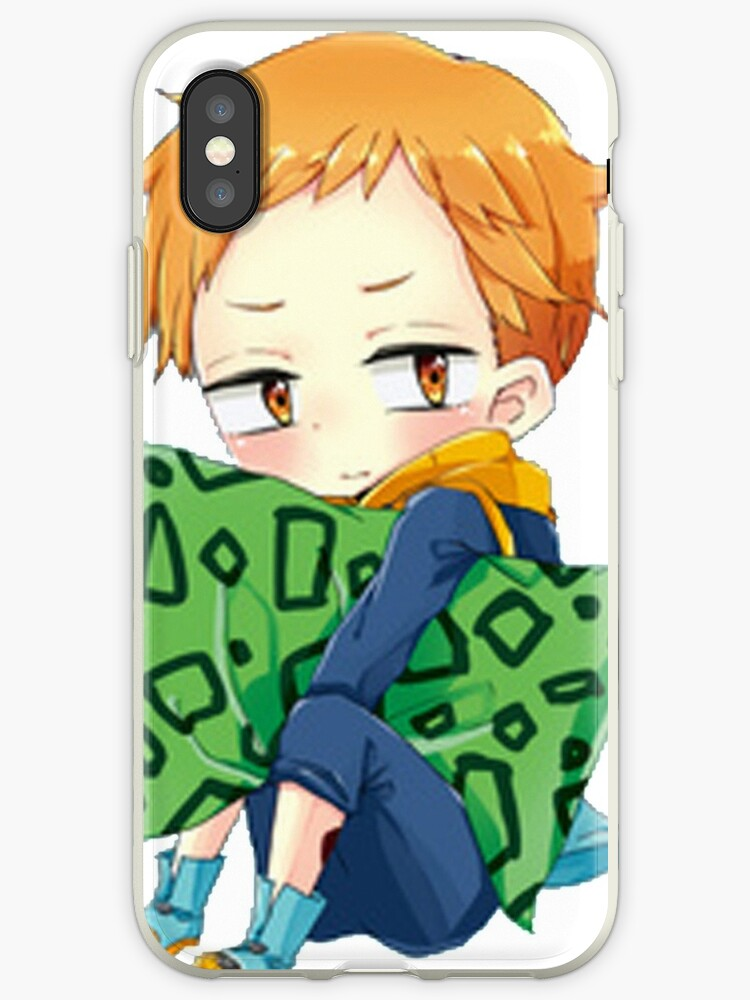 coque seven deadly sins iphone xr