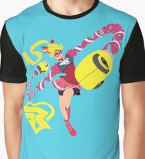RIBBON GIRL - ARMS Graphic T-Shirt