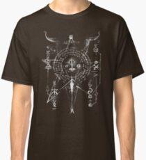 Page from Necronomicon Evil Dead Black Classic T-Shirt