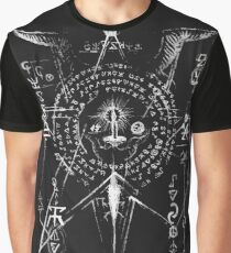 Page from Necronomicon Evil Dead Black Graphic T-Shirt