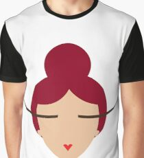 Love, Red Haired Doll Graphic T-Shirt