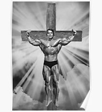 Arnold Cross Poster