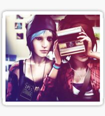 Chloe & Max - Life is Strange Sticker