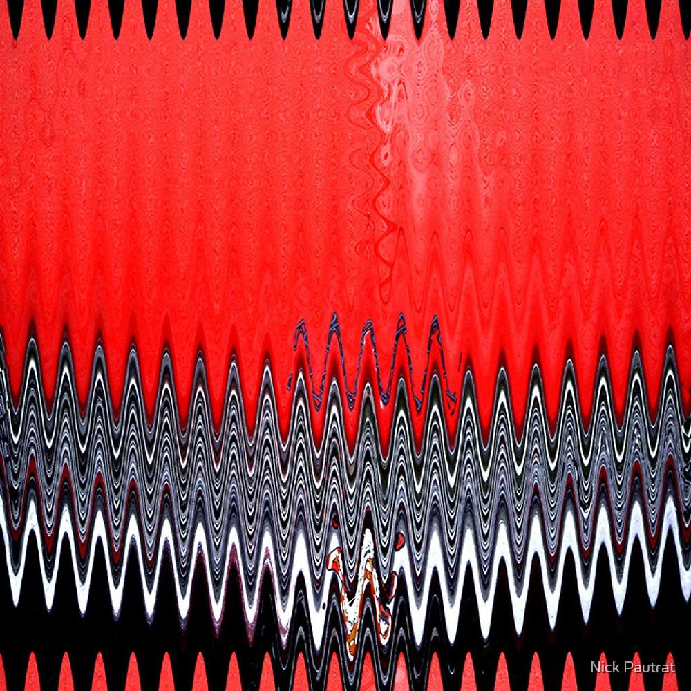 Zigzag metal by Nick Pautrat