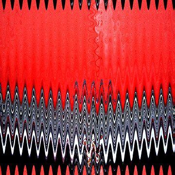 Zigzag metal by pautrat