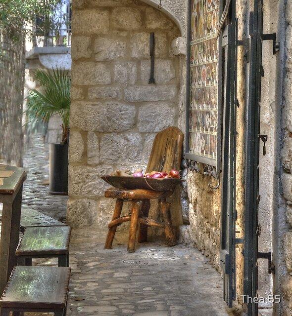 A little corner in Trogir by Thea 65