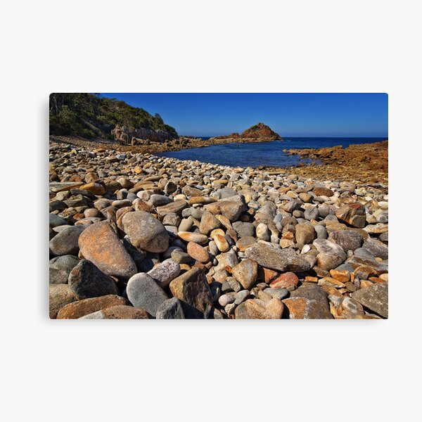 0169 Mimosa Rocks National Park NSW Canvas Print
