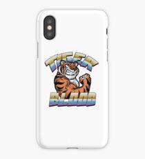 Tiger Blood iPhone Case/Skin