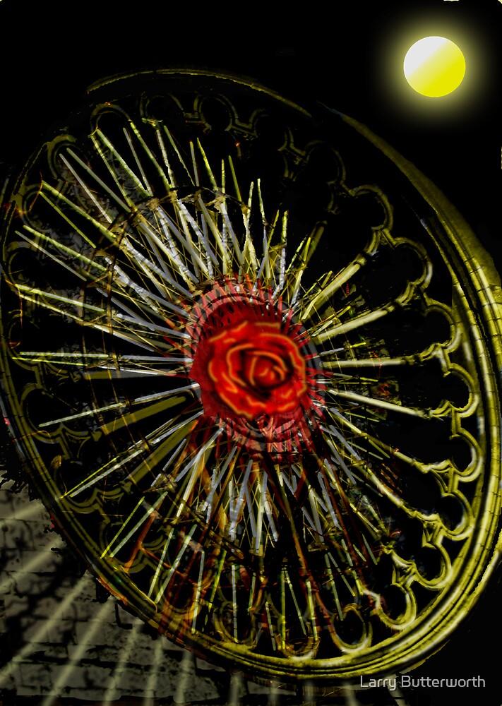 Rosewheel by Larry Butterworth