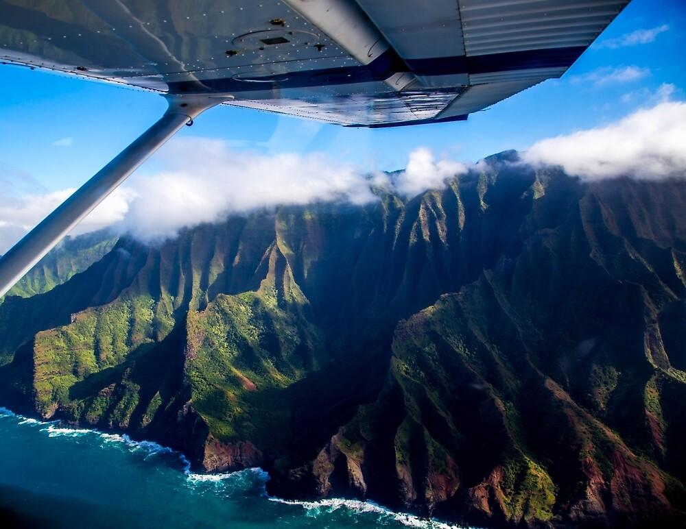 Na Pali Coast State Wilderness Park, Kauai by Sunsong